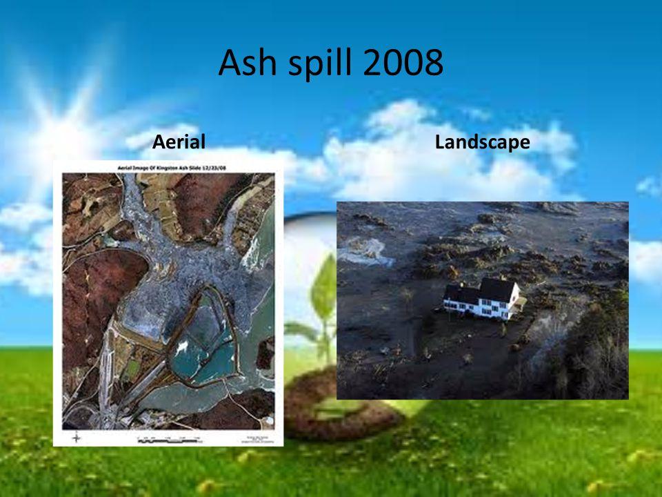 Ash spill 2008 AerialLandscape