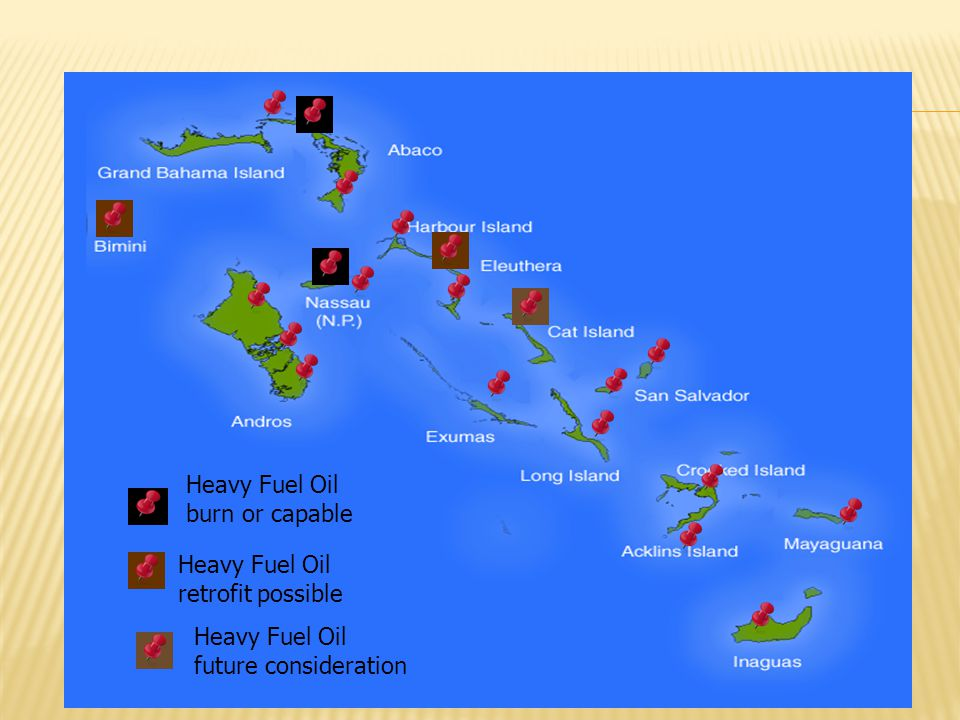 Heavy Fuel Oil burn or capable Heavy Fuel Oil retrofit possible Heavy Fuel Oil future consideration