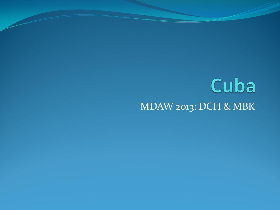 MDAW 2013: DCH & MBK