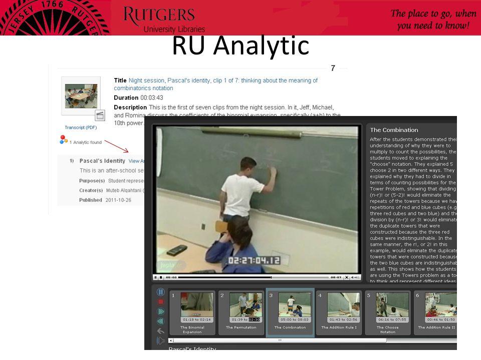 RU Analytic