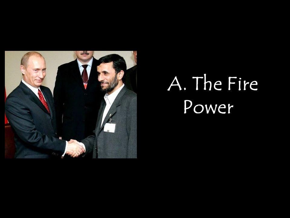 A. The Fire Power A. The Fire Power