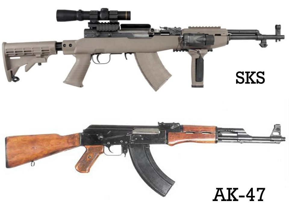 SKS AK-47