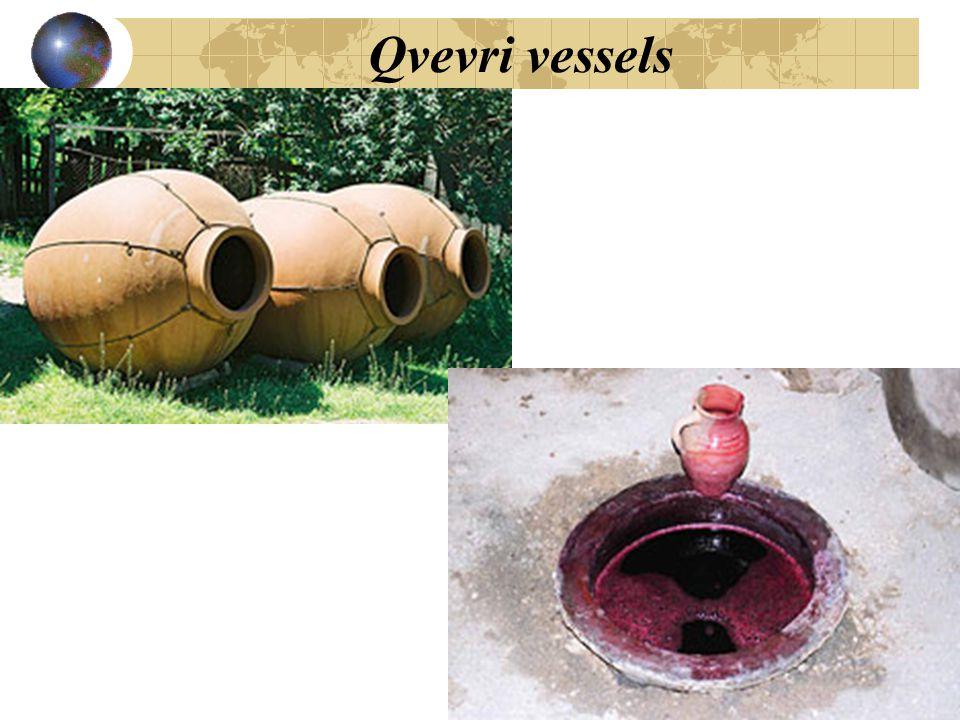Qvevri vessels