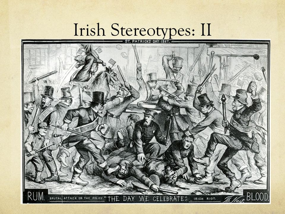Irish Stereotypes: II