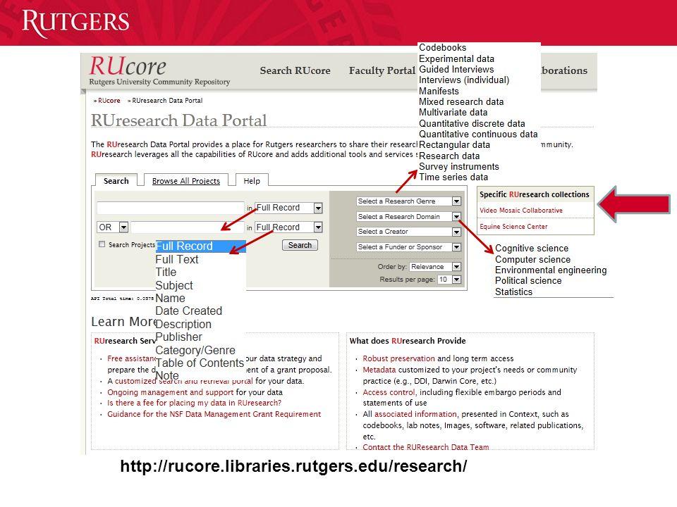 http://rucore.libraries.rutgers.edu/research/