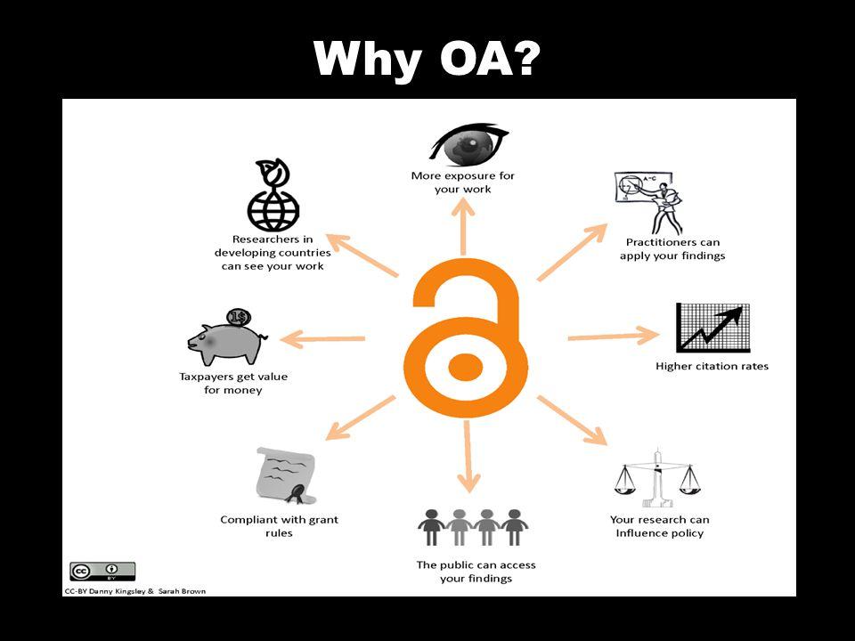 Why OA