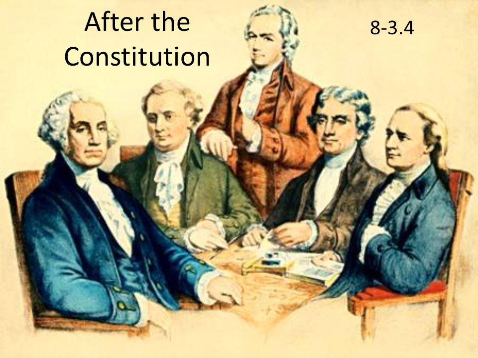 After the Constitution 8-3.4