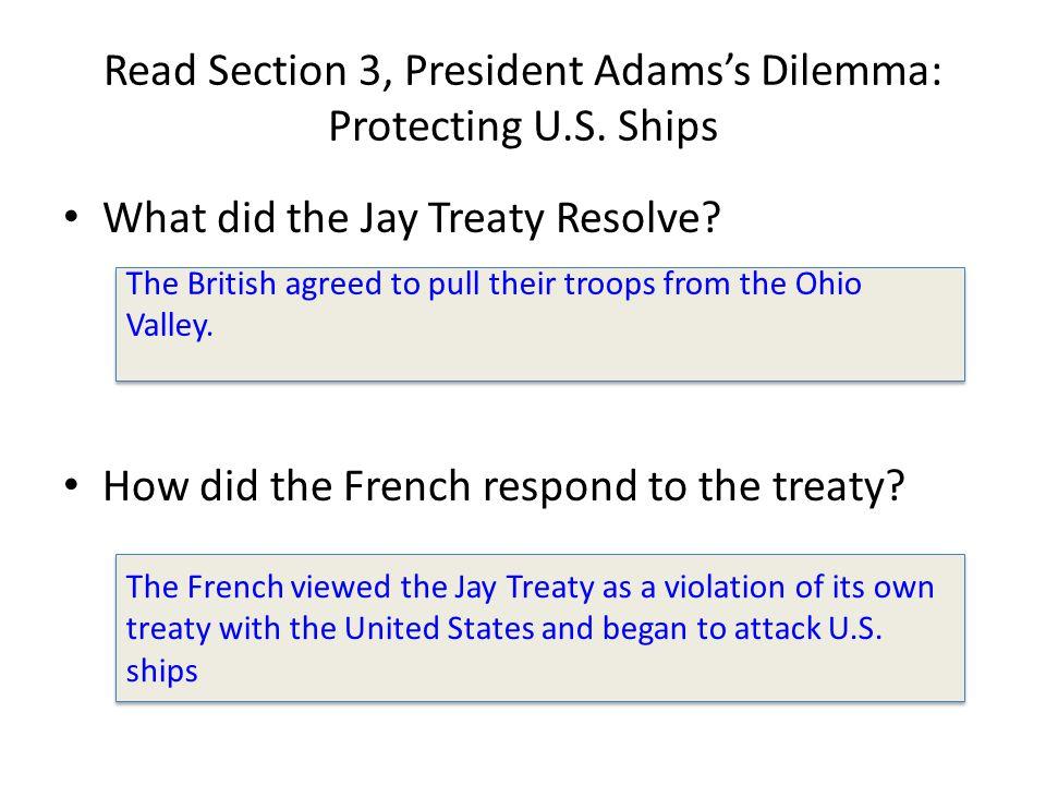 How did Congress react to the XYZ affair.