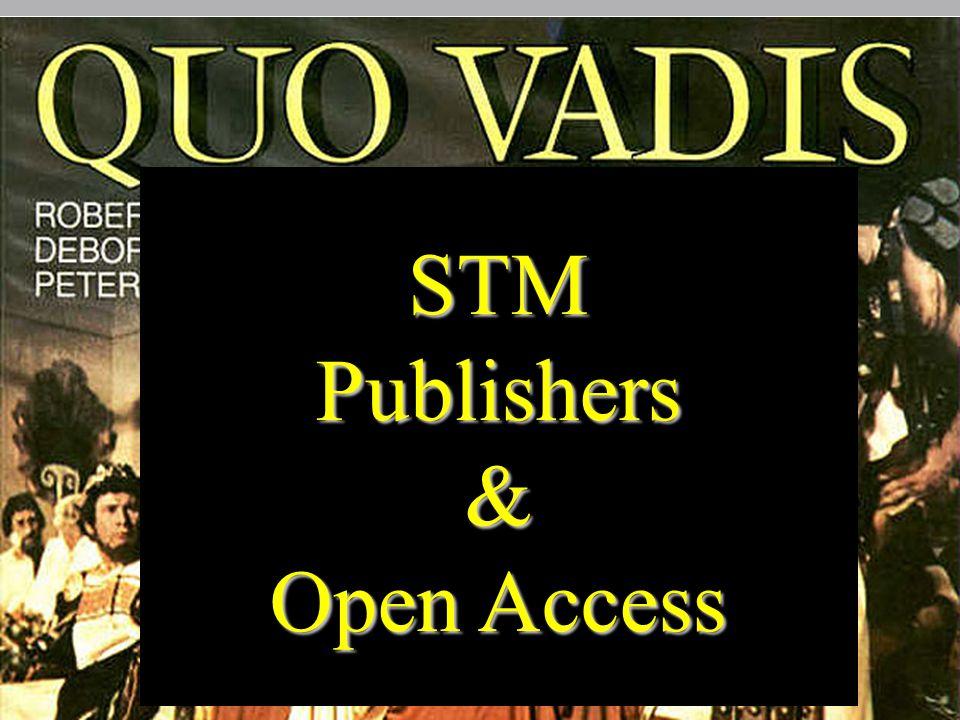 STMPublishers& Open Access