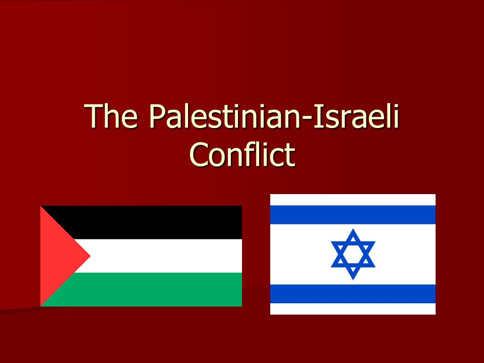 1947: U.N.Partition of Palestine The UN proposed an Arab state and a Jewish state.