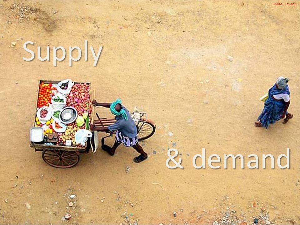Photo: Ilavanji Supply & demand
