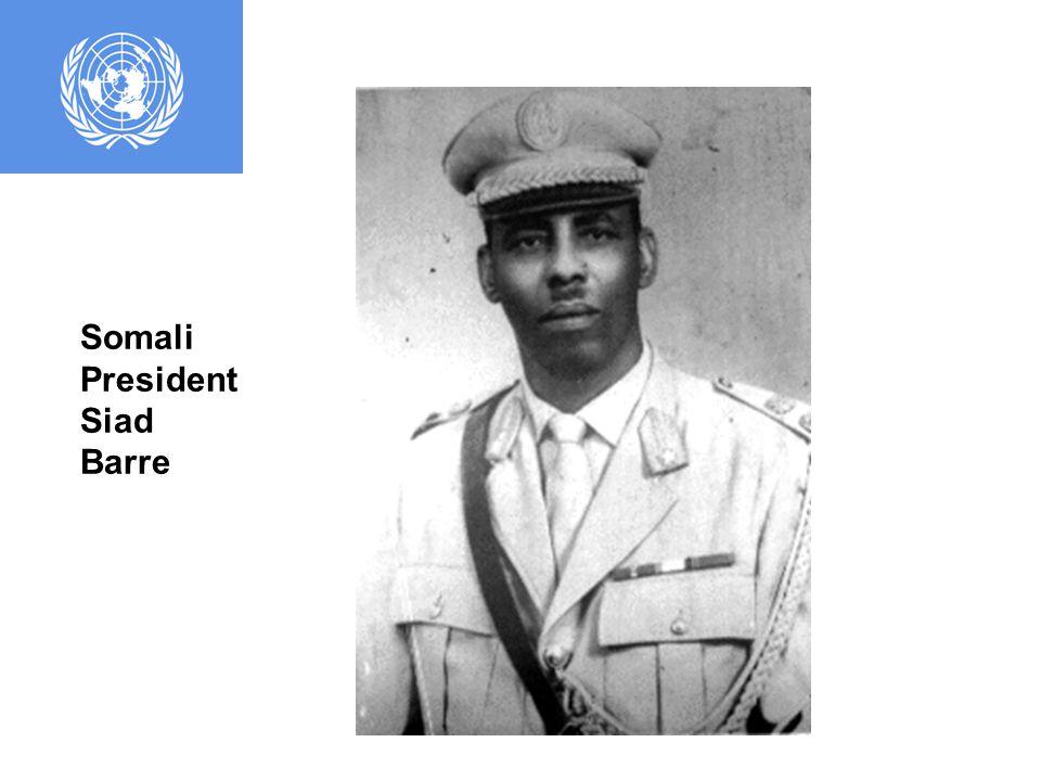 The United Nations' World Health Organization