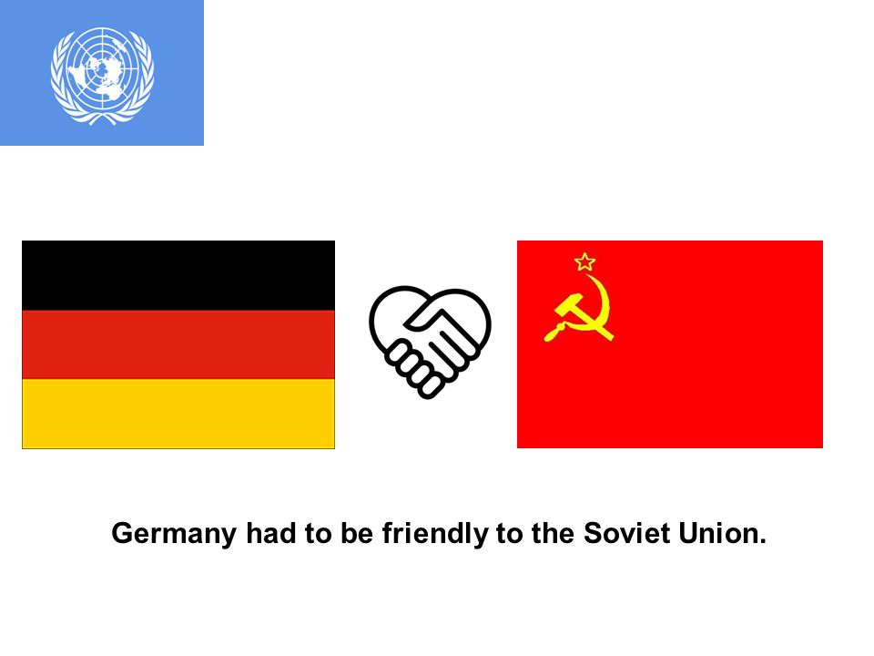 Germany had to pay reparations.