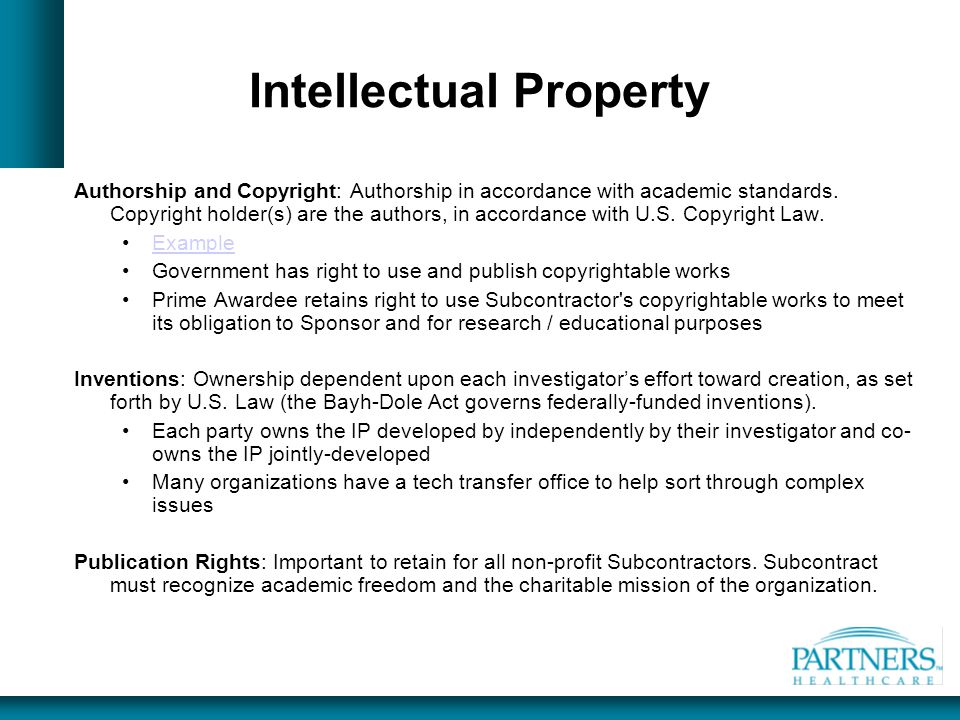 Intellectual Property Authorship and Copyright: Authorship in accordance with academic standards. Copyright holder(s) are the authors, in accordance w