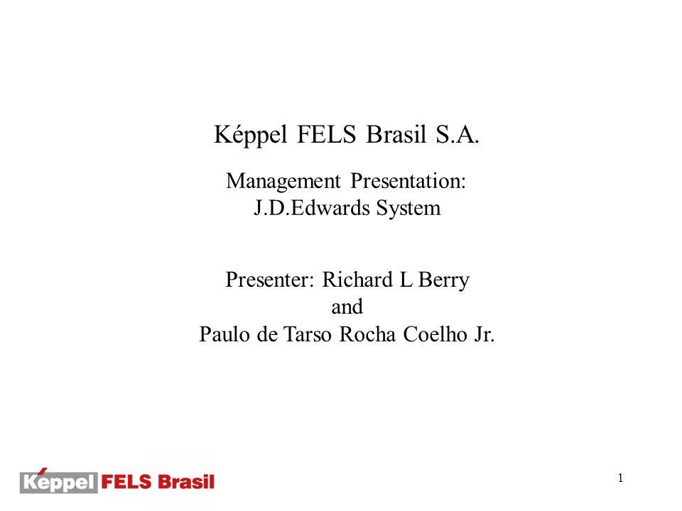1 Képpel FELS Brasil S.A.