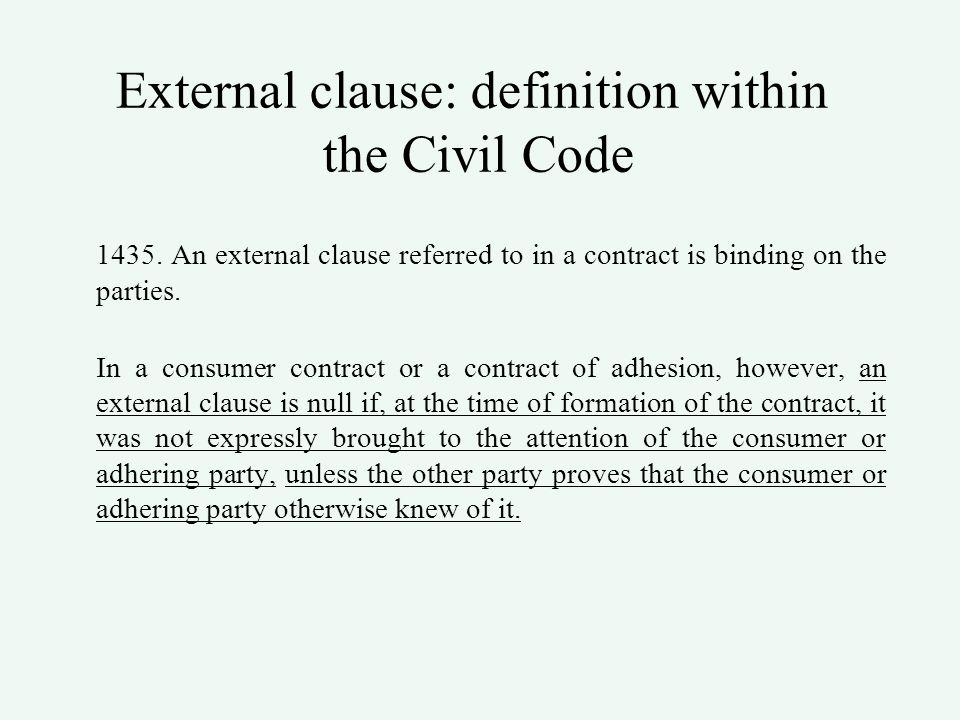 Class action exposure