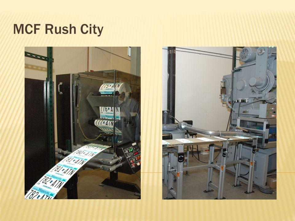 MCF Rush City