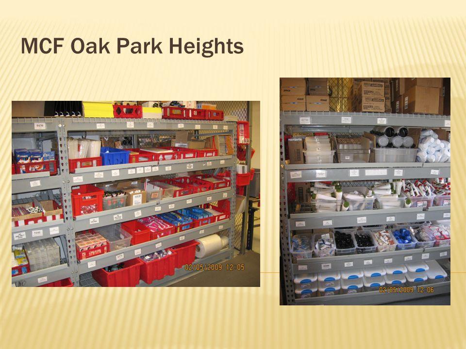 MCF Oak Park Heights