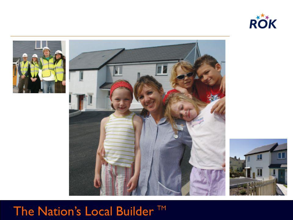 TM The Nation's Local Builder TM