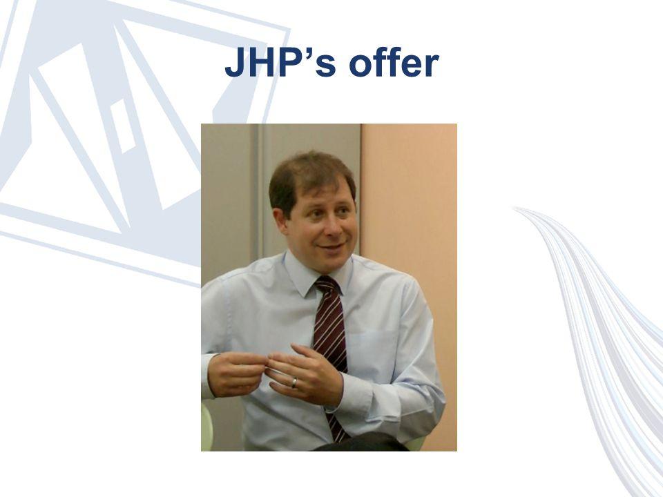 JHP's offer