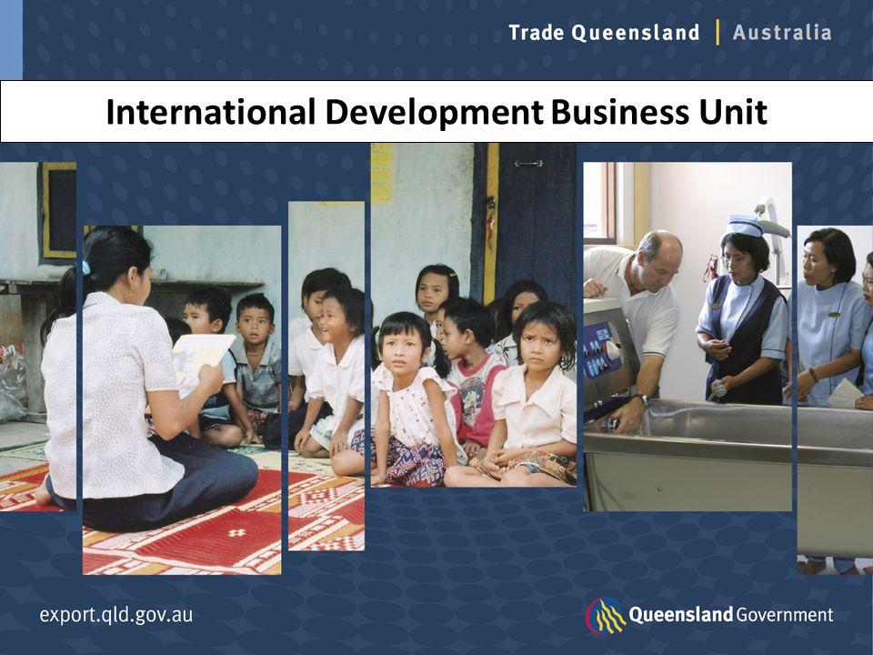 International Development Business Unit