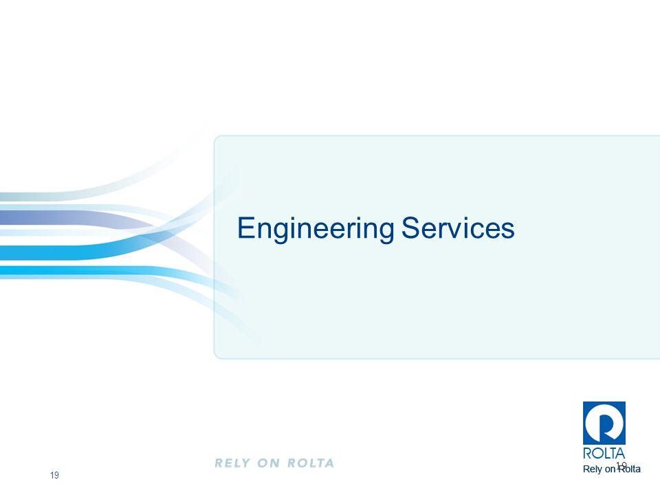 19 Engineering Services