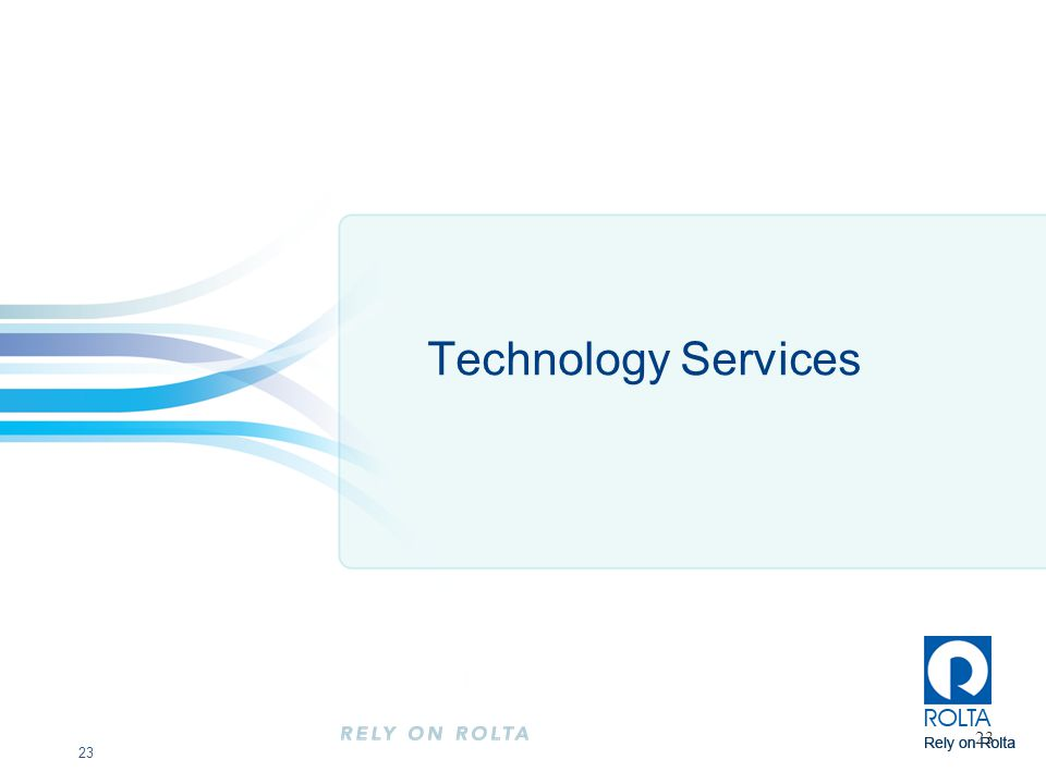 23 Technology Services