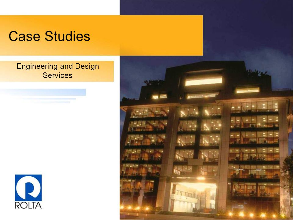 29 Engineering and Design Services Case Studies