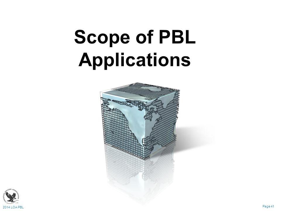 2014 LOA PBL Page 41