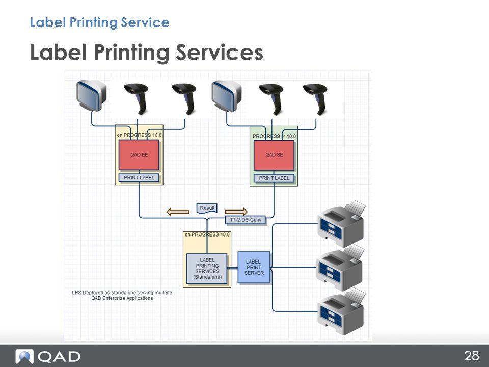 28 Label Printing Services Label Printing Service