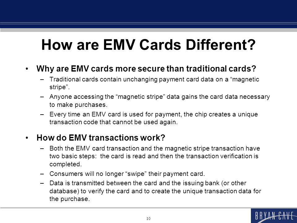 Why Move to EMV.