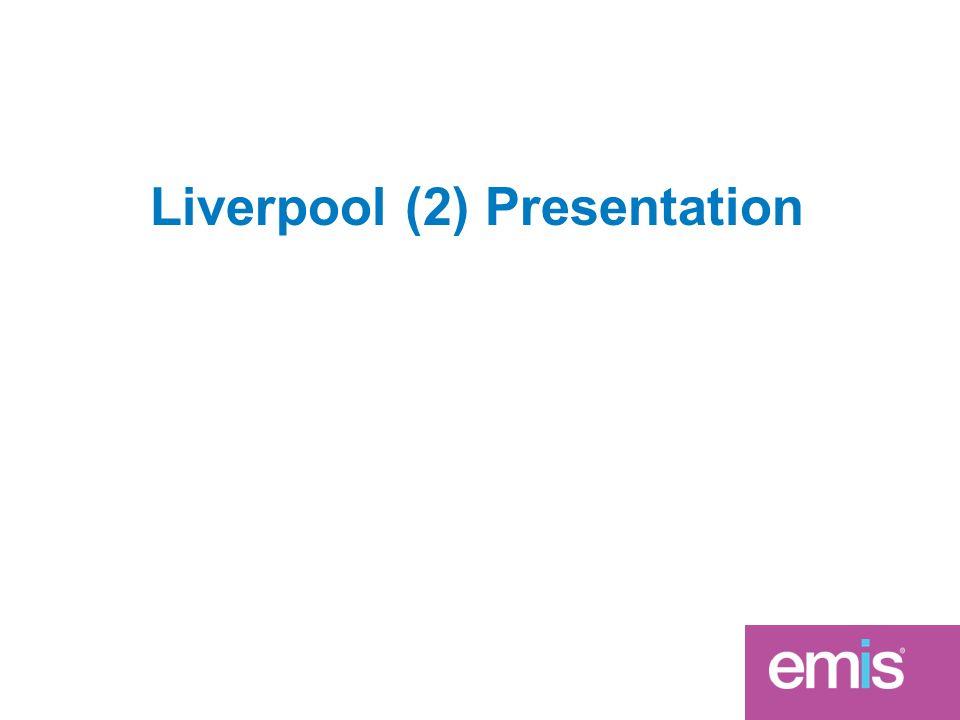 Liverpool (2) Presentation