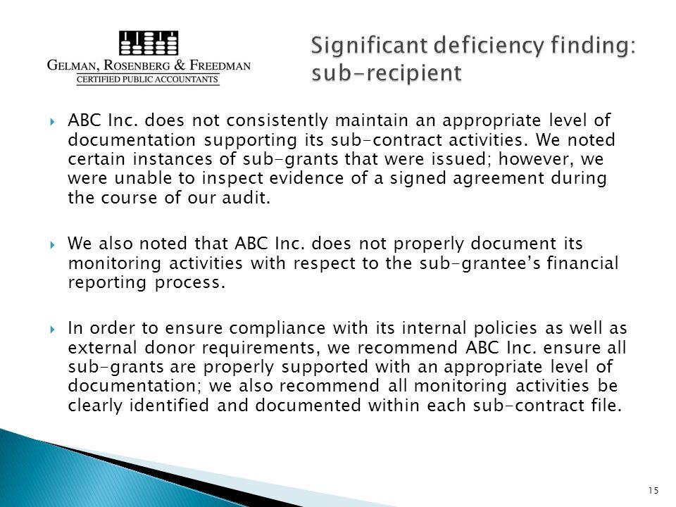  ABC Inc.