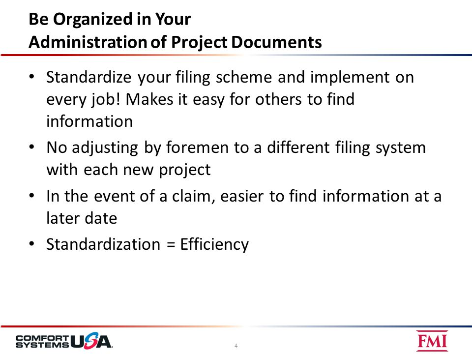 Setting Up the Job California Comfort Systems (1 of 3) Directly after project turnover, please complete the following tasks: Turnover input sheet to the accounting department.