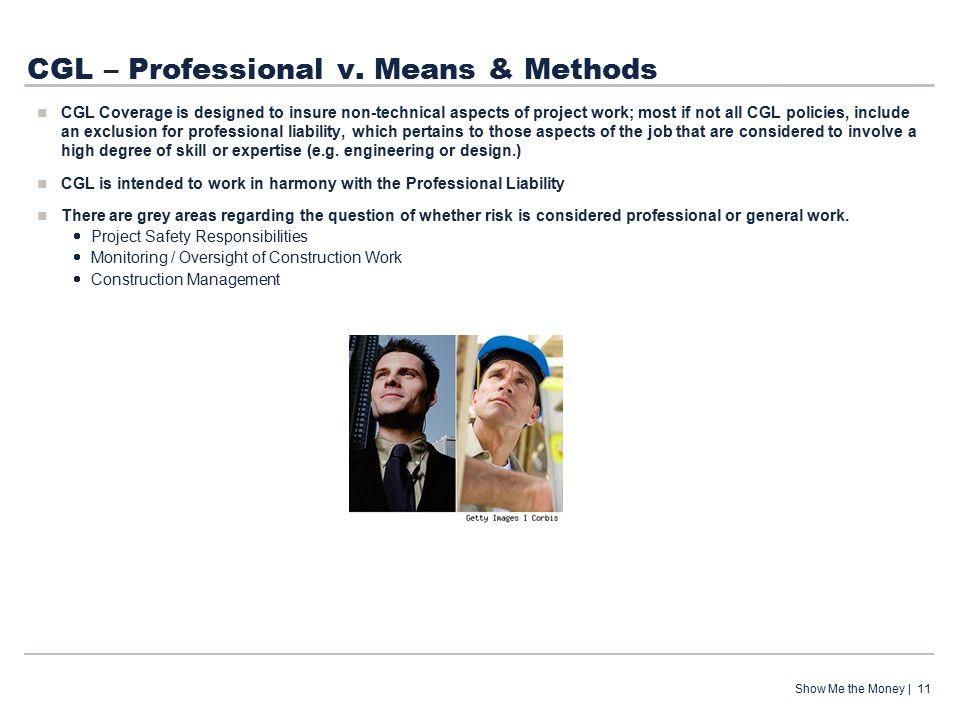 CGL – Professional v.