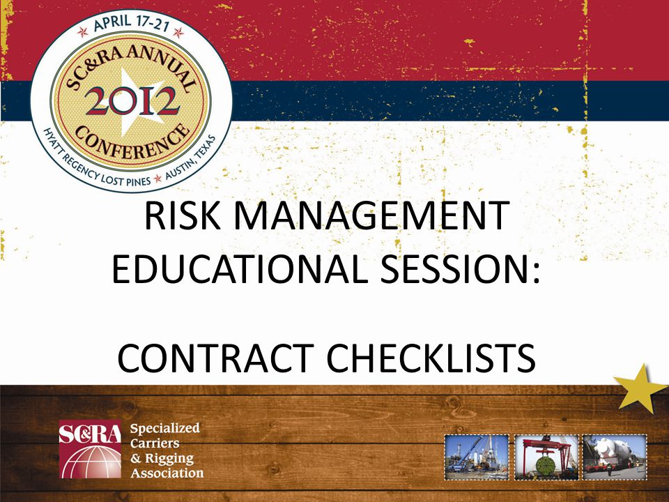 PRESENTERS Robert Moore, Chief Legal Officer, NBIS Dave Wittwer, CIC, CRM, The Buckner Company Billy Smith, EVP, Claims and Risk Management, NBIS Jeff Haynes, USI EVP National Construction Practice Leader Randy Proos, USI VP National Construction Accounts