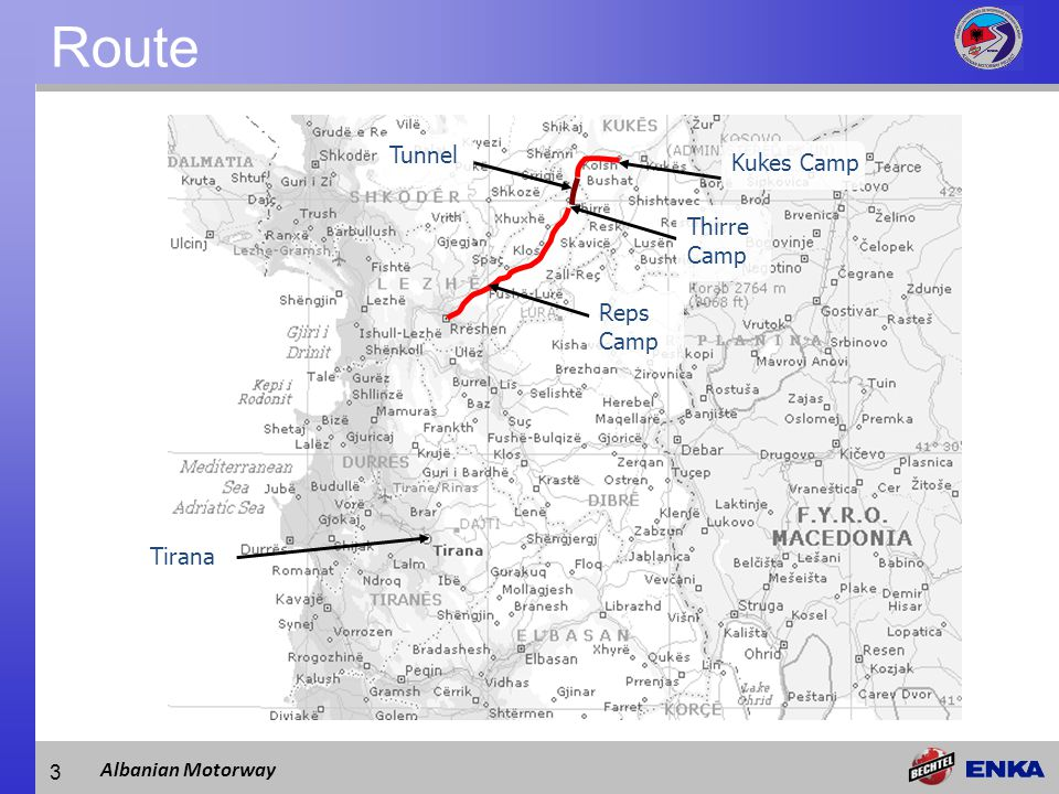 Albanian Motorway  The Project is being implemented as a fast-track process  The challenge is to complete this key infrastructure link in as short a time as possible  Full support of the Client  Team working with GRD  Serious engagement of Albanian institutions  Strong collaboration with the local community Project Key Features 4