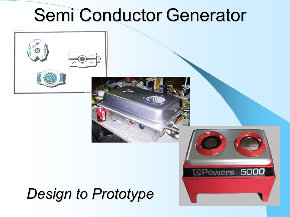 Semi Conductor Generator