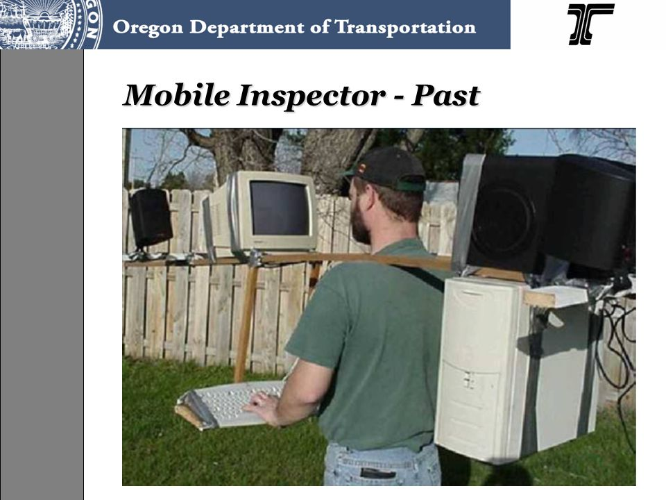 Mobile Inspector - Past
