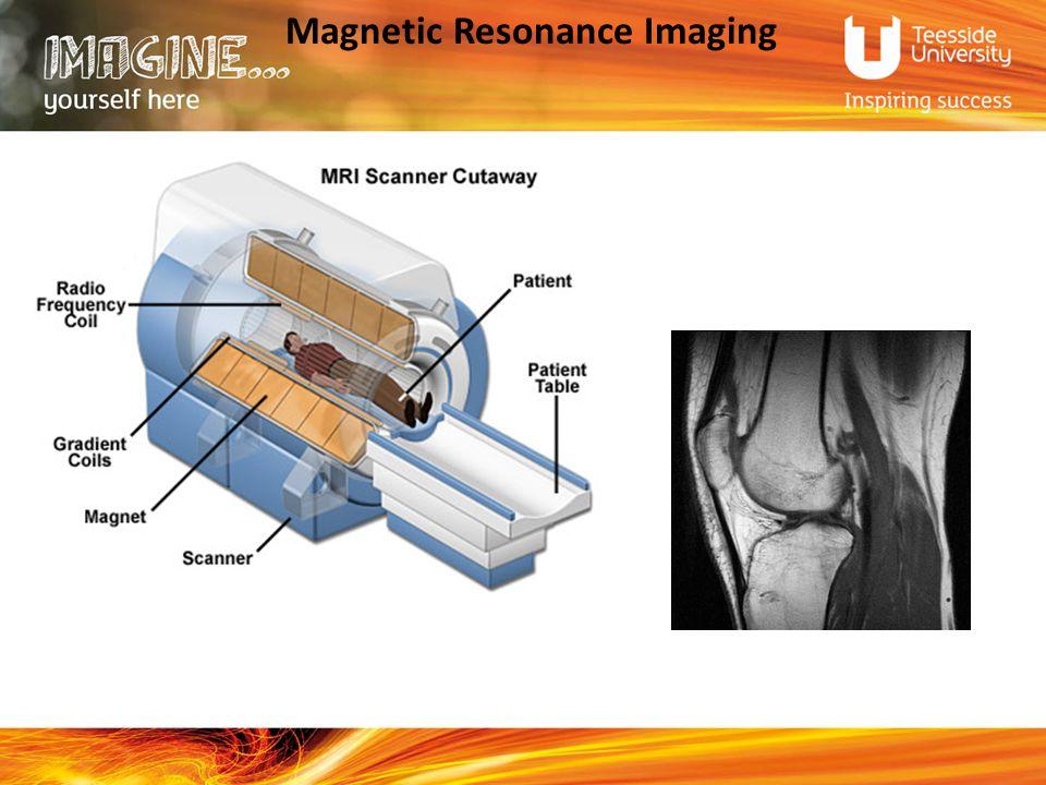 Computerised Tomography Scanning