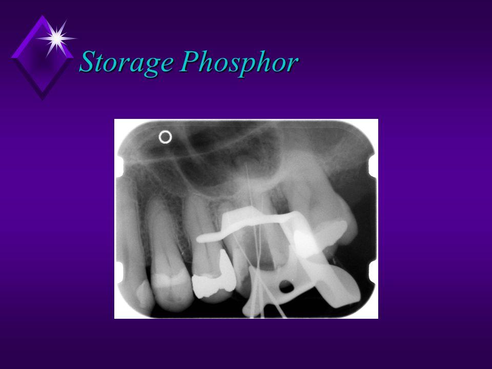 Storage Phosphor