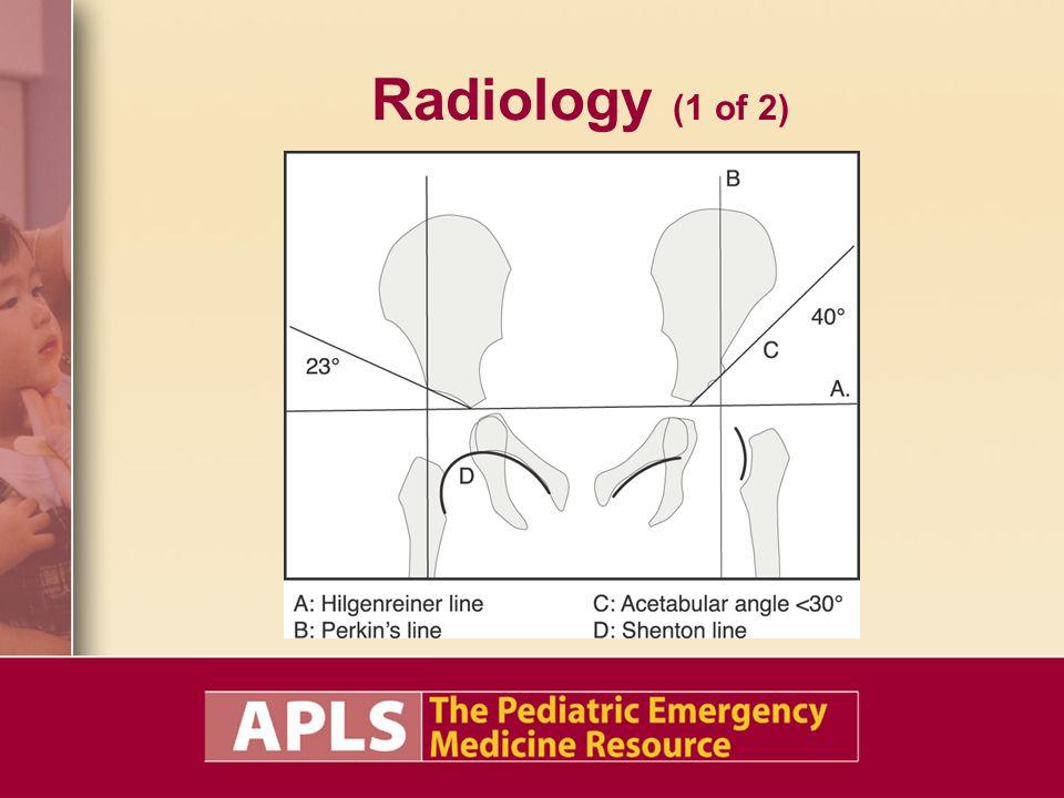 Radiology (1 of 2)