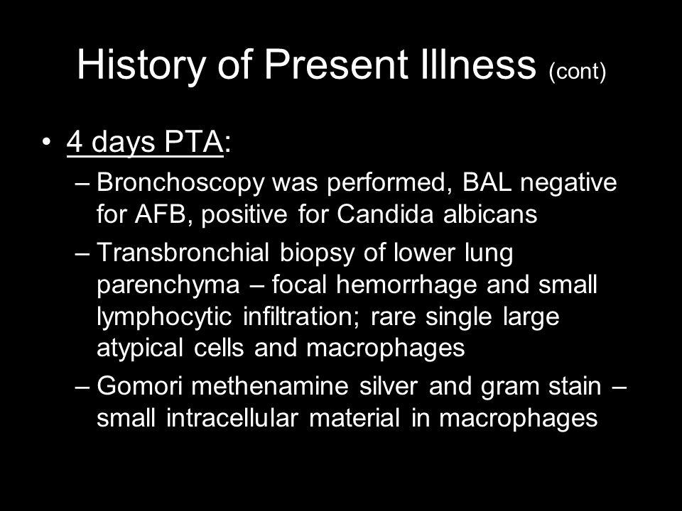 Beta HCG stain
