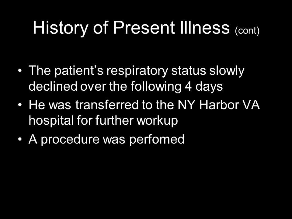 Chest radiograph – hospital day 13 (NY Harbor VA day 1) on 3/8/05