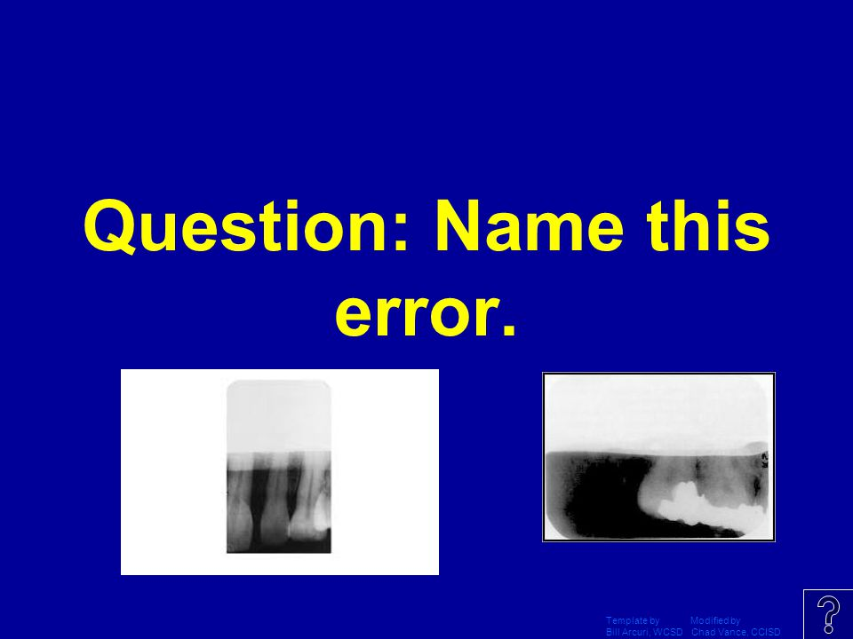 Template by Modified by Bill Arcuri, WCSD Chad Vance, CCISD Answer: Answers can vary.