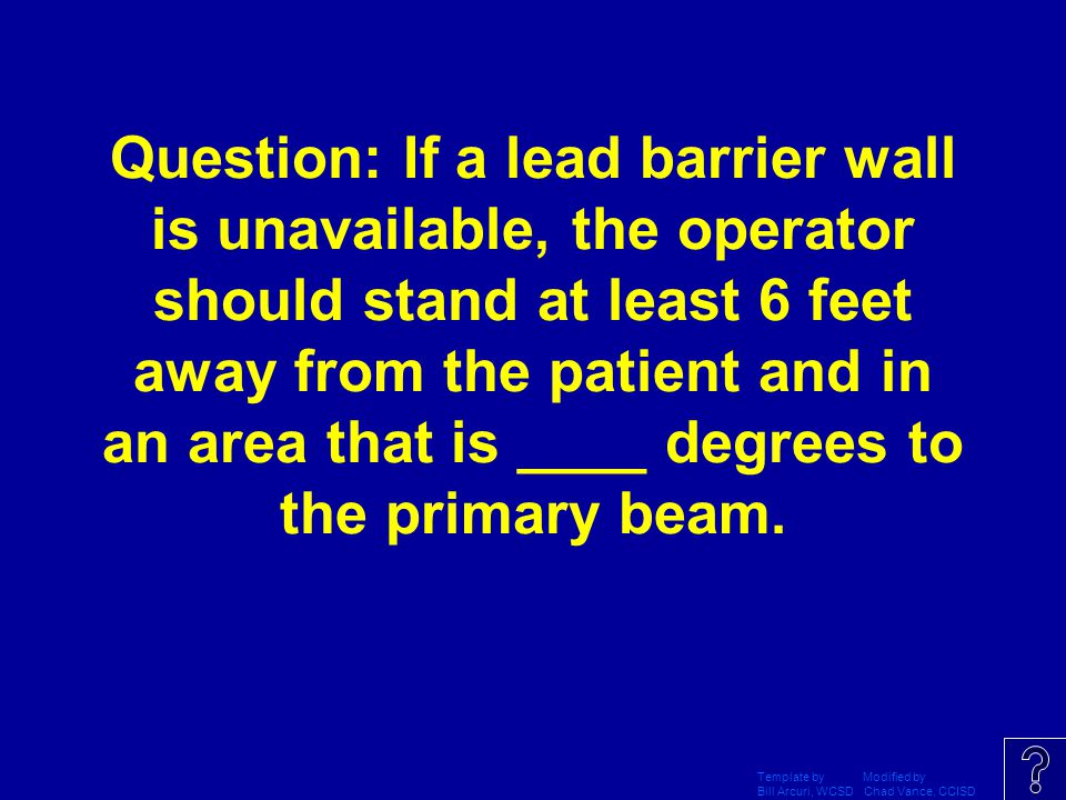 Template by Modified by Bill Arcuri, WCSD Chad Vance, CCISD Answer: somatic effect