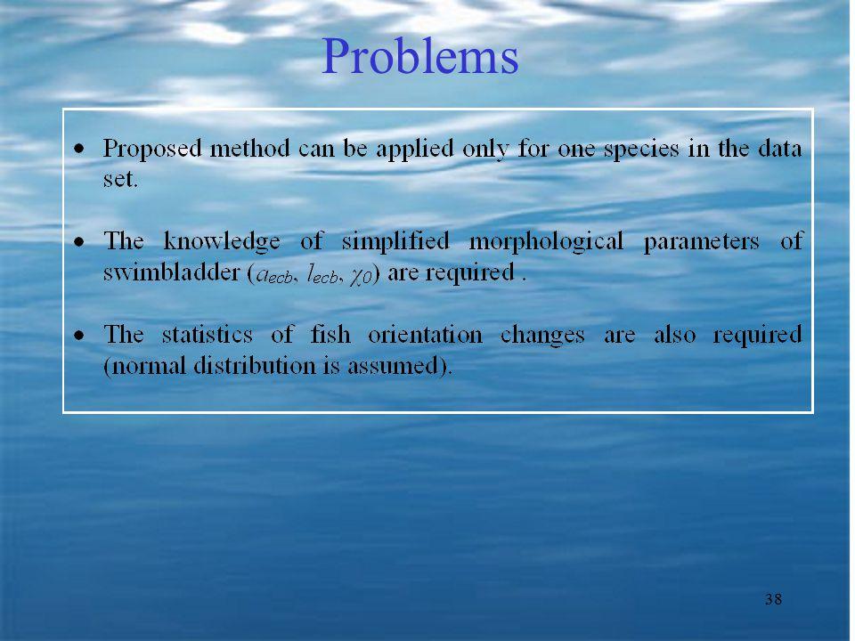 38 Problems