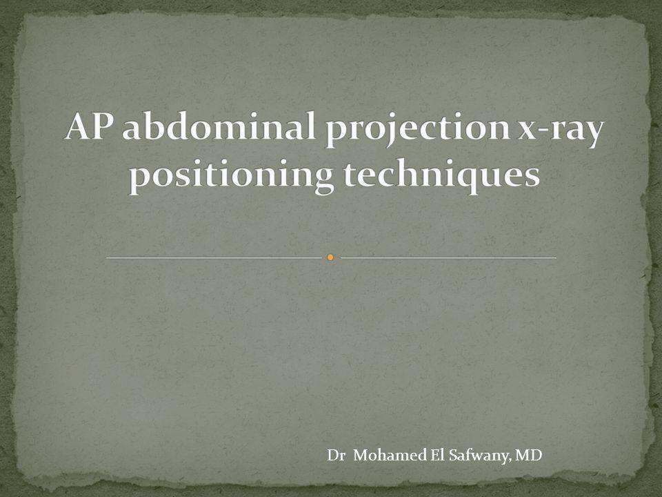 Dr Mohamed El Safwany, MD