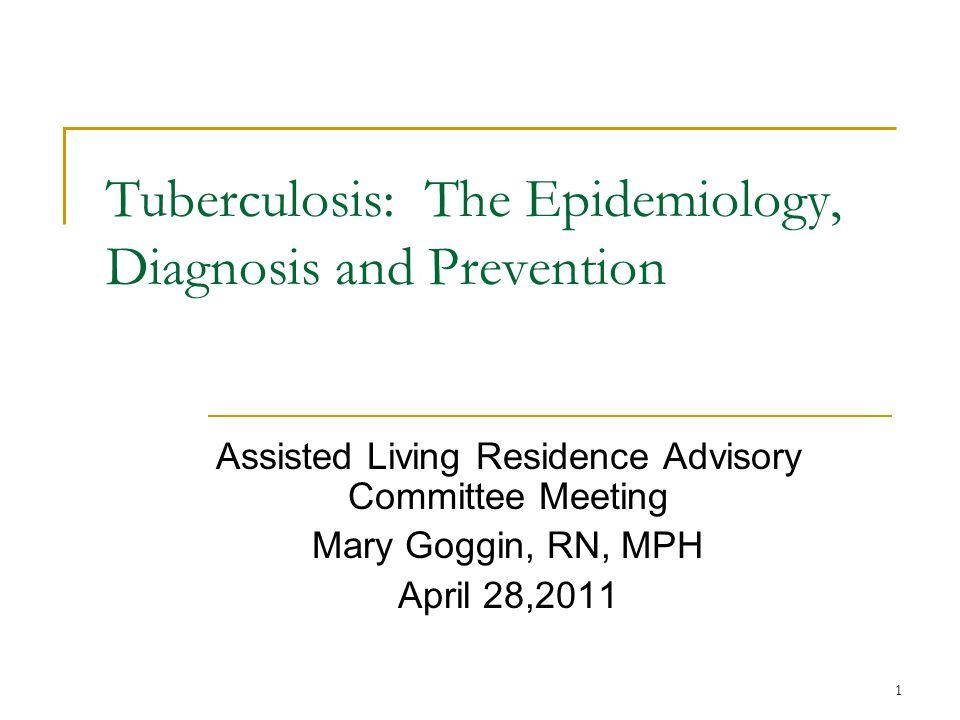 Treatment of Active TB Disease