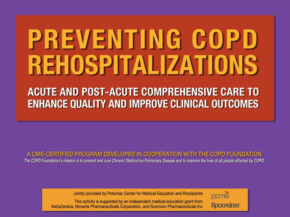 Considerations for Specific Medications for Comorbidities in COPD MedicationConsiderations Cardioselective beta blockers Reduce the risk of exacerbations and improve survival in patients with COPD in long term treatment Associated with reduced mortality in acute COPD exacerbation and in COPD with atherosclerosis No significantly change in FEV1 or respiratory symptoms, no affect on the FEV1 treatment response to beta2-agonists Conflicted results in FEV1 improvement in long term treatment studies [146, 147].
